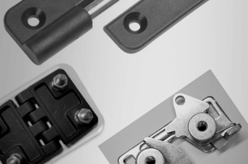 Industrial Locks, Hinges and Accessories