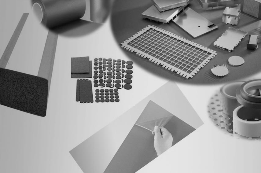 Shielding, Die-Cutting & Thermal Conductivity Material