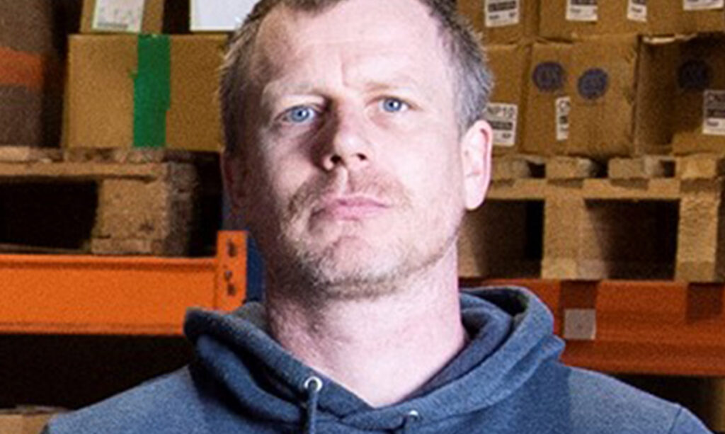 Neil Donegan - Warehouse Manager