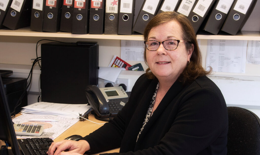 Paula Collopy - Office Manager